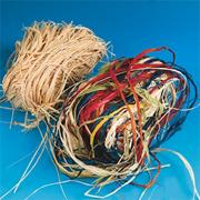 Variegated Raffia, 12-oz.