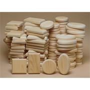 Unfinished Pine Plaque Assortments (pack of 48)