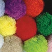 Pom Poms, 2&quot; - Assorted Colors  (pack of 50)