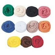 Color Splash! Polyester Rug Yarn, 60yd.