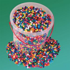 Pony Bead Bucket